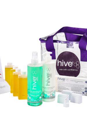 Hive Hand Held Roller Waxing Kit