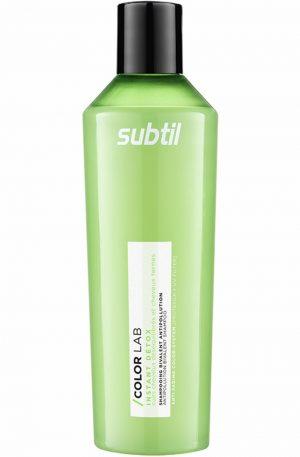 Subtil Color Lab Instant Detox Dual-Action Shampoo