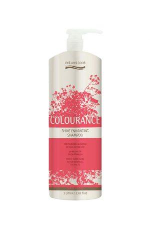 Natural Look Colourance Shine Enhance Shampoo
