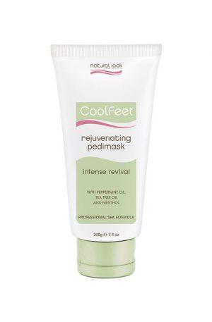 Natural Look Cool Feet Rejuvenating Pedimask
