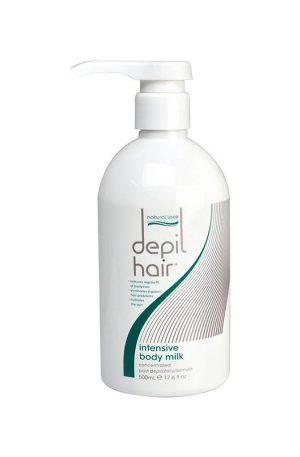 Natural Look Depil-Hair Intensive Body Milk