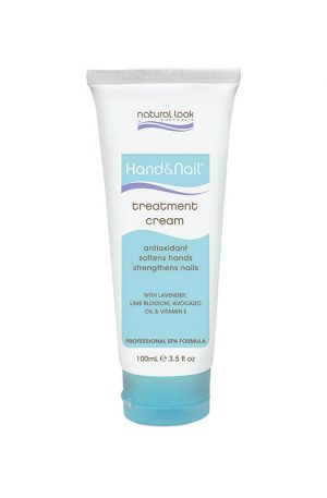 Natural Look Hand & Nail Treatment Cream