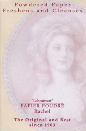 Papier Poudre Shine Control Powdered Paper (New)