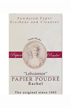 Papier Poudre Shine Control Powdered Paper (Rachel)