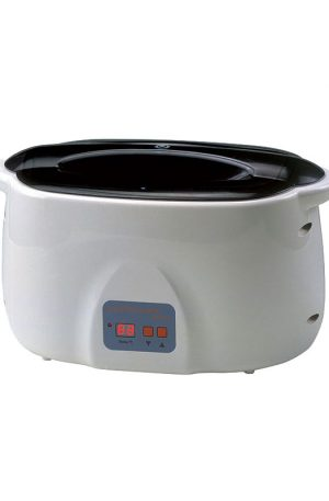 Paraffin Bath. For your Manicure or Pedicure Paraffin Treatment. Made in Taiwan. Voltage: AC 220V/240V. Watt:180W. Frequency: 50/60Hz. 3.2KG.