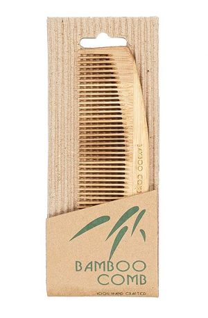 Bamboo Cutting Comb (Small)