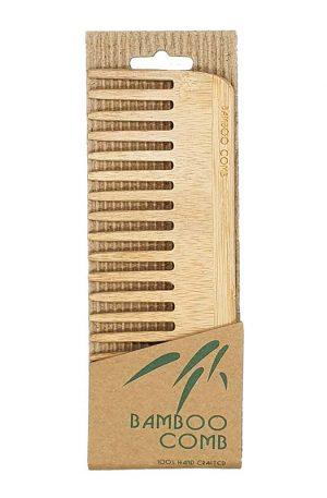 Bamboo Cutting Comb (Large)