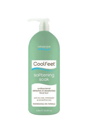 Natural Look Cool Feet Softening Soak