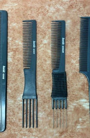 Ionic Styling Combs