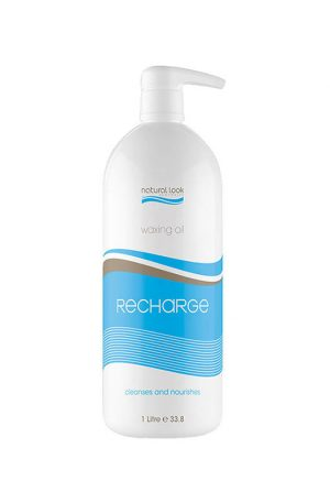 Natural Look Recharge Waxing Oil