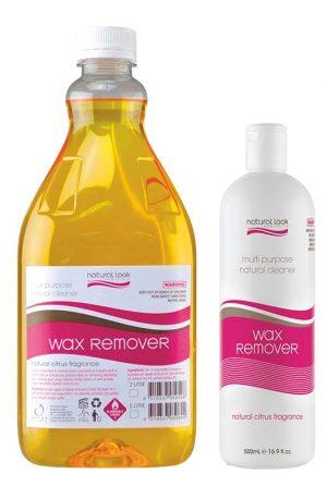Natural Look Orange Wax Remover