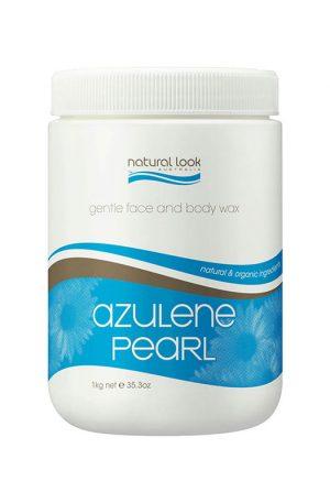 Natural Look Azulene Pearl Depilatory Wax