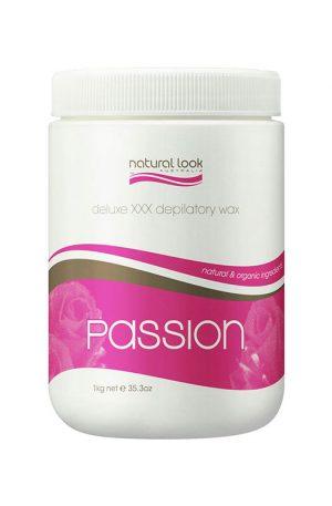 Natural Look Passion Depilatory Wax Warm