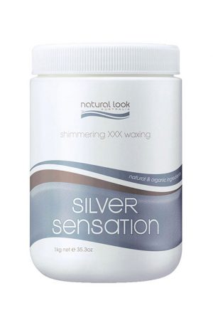 Natural Look Silver Sensation Depilatory Wax