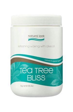 Natural Look Tea Tree Bliss Depilatory Wax Warm