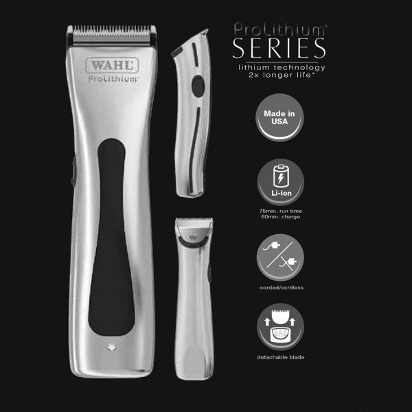 WAHL Beret Professional Cord/Cordless Trimmer