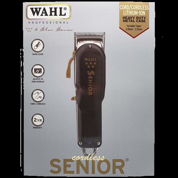 WAHL Cordless Senior Clipper