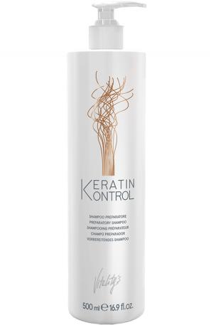 Vitality's Keratin Kontrol Preparatory Shampoo