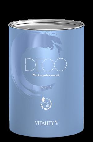 Vitality's Deco Multi-performance