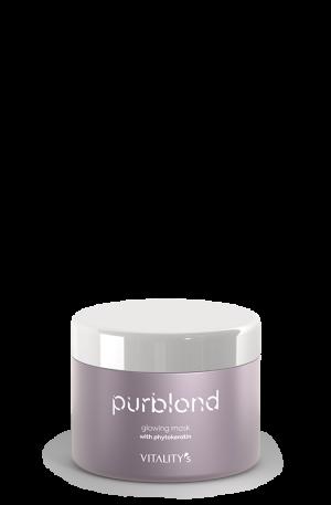 Vitality's PurBlond Glowing Mask