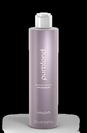 Vitality's PurBlond Glowing Shampoo