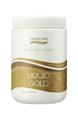 Natural Look Liquid Gold Warm Depilatory Wax