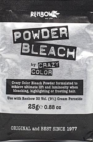Crazy Color Bleach Powder