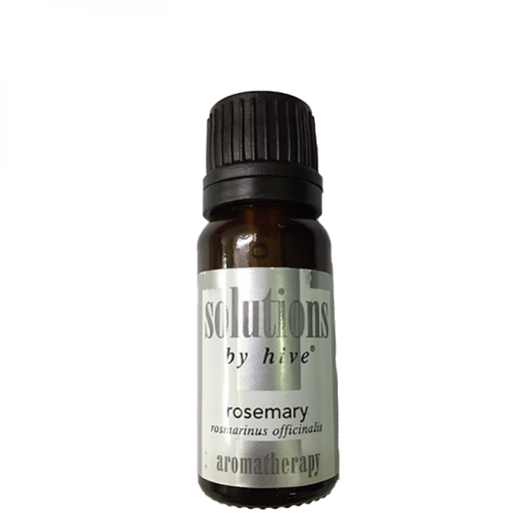 Hive Rosemary Essential Oil. Woody Aroma. Stimulate Hair Growth. Mild Pain Reliever. Reduce Stress. Increase Circulation. Reduce Joint Inflammation.