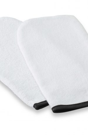 Hive Cotton Mitts. Provide extra client comfort during manicure treatments. Helps to keep paraffin wax and hands warm, prolonging relaxation.