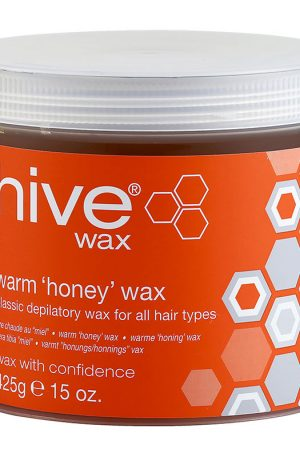 An all-purpose classic warm wax popular with professional therapists. For normal skin and normal/coarse hair.