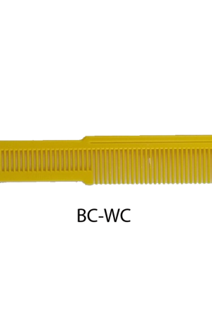 Clipper Comb. Provides an even, consistent cut, and is ideal for removing significant amounts of thick hair. Length: 20.5 cm. Width: 4cm.