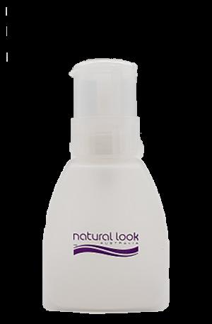 Natural Look Menda Pump. White. 8oz.