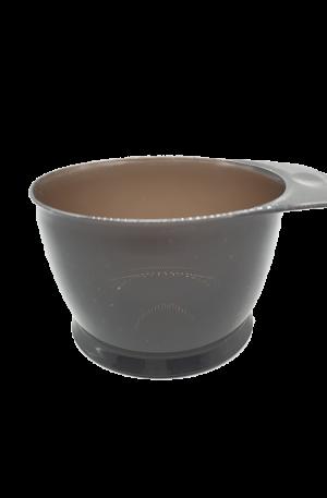 Big Dye Bowl. For hair colouring. Anti-Slip Base. 320ml.